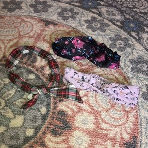 Brand new head wraps from American Eagle